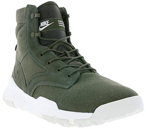 """Nike SFB 6"""" Cnvs NSW, Scarpe da Escursionismo Uomo Marrón (Cargo Khaki / Cargo Khaki-sail)"""
