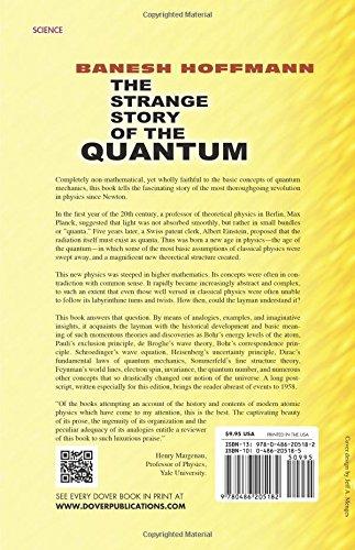 the strange story of the quantum amazon co uk banesh hoffmann
