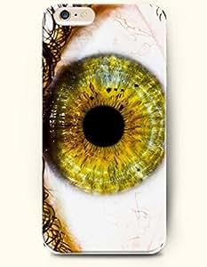 OFFIT iPhone 6 Plus Case 5.5 Inches Big Hazel Eye