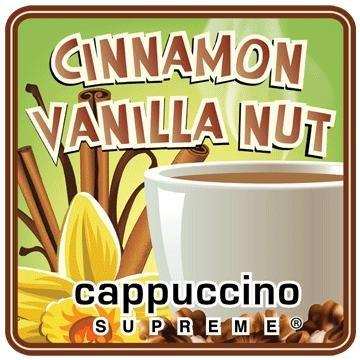 Cinnamon Vanilla Nut Instant Cappuccino Mix