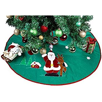 Imperial Home Christmas Tree Skirt 36