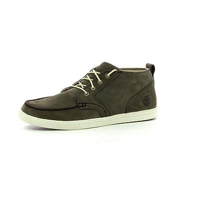 Timberland Newmarket _ Fulk LP Chukka MT Leather, botines chukka de vástago corto hombre, marrón: Amazon.es: Deportes y aire libre