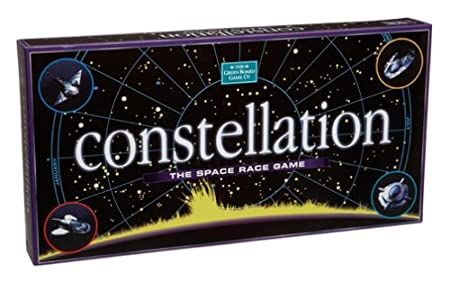 Amazon.com: Constellation Board Game: Toys & Games