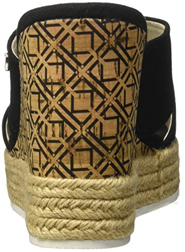 U.S.POLO ASSN. Women's Tierra Linen Clogs Black (Black Blk) ry2U2J