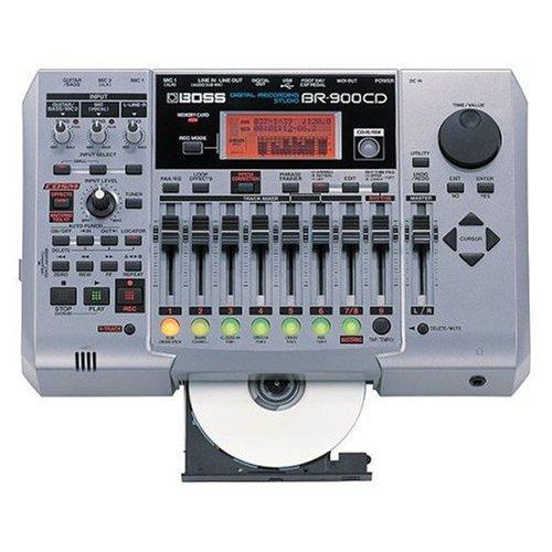 Boss BR-900CD Digital Recording Studio