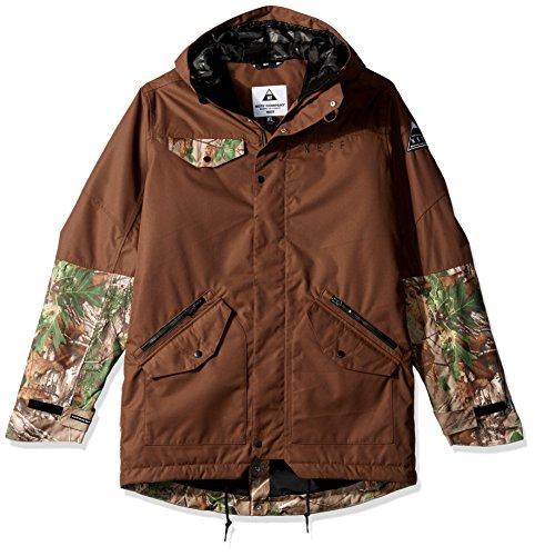 NEFF Men's Parker Jacket