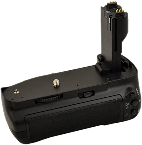 DSTE Pro BG-E7 Agarre Vertical de batería para Canon EOS 7d SLR ...