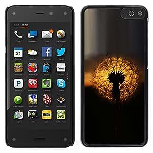 LECELL--Funda protectora / Cubierta / Piel For Amazon Fire Phone -- oduvanchik Solnce zakat --