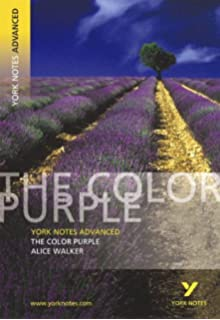 the color purple york notes advanced - The Color Purple By Alice Walker Online Book