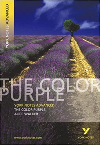 Buy The Color Purple: York Notes Advanced Book Online at Low Prices ...
