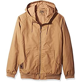 Wrangler Riggs Workwear Men's Big & Tall Workhorse Hooded Jacket