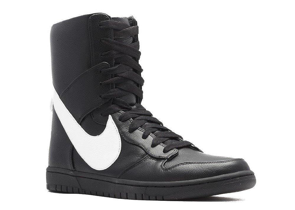 Blanc (blanc (noir blanc)) Nike Dunk Lux Hi RT, Chaussures de Sport - Basketball Homme 42 EU