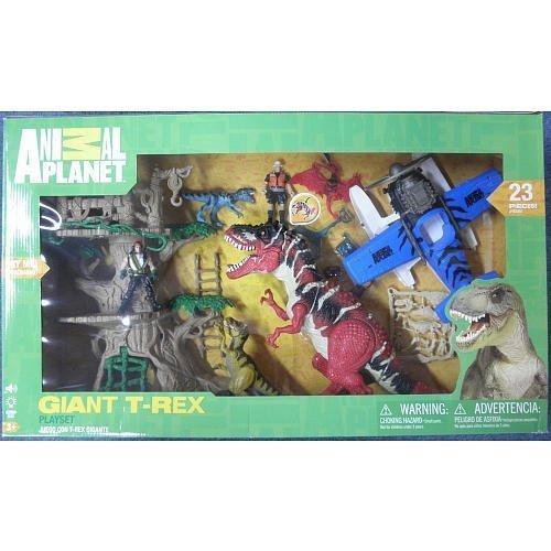 Animal Planet Giant T- Rex Playset -