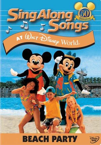 Disney's Sing Along Songs - Beach Party at Walt Disney - World Disney At Shops