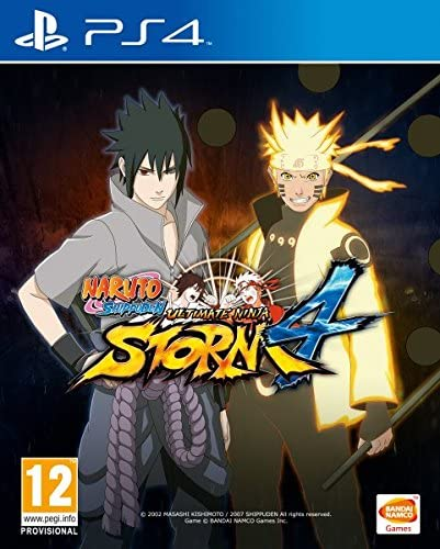 Naruto Shippuden: Ultimate Ninja Storm 4: Amazon.es: Videojuegos