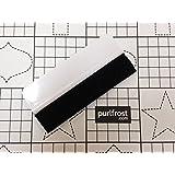 Purlfrost FELT edge window film application tool PREMIUM QUALITY by Purlfrost