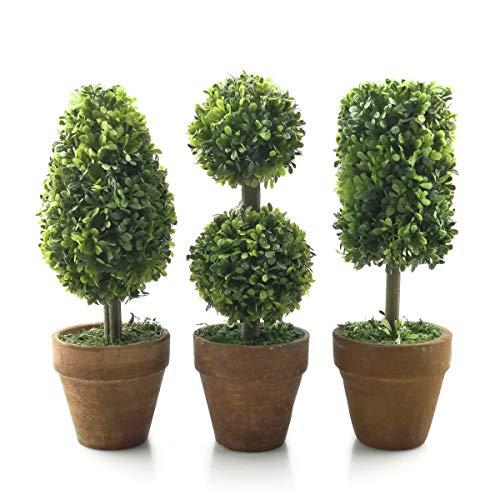 Tuokor Small Artificial Plants 8.25