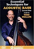 DVD-Essential Techniques for Acoustic Bass #1 [Import]