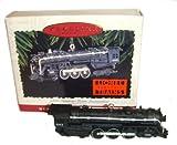 Christmas Ornament Keepsake 700E Hudson Steam Locomotive Die Cast Metal 1996