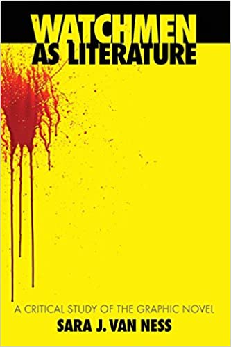 Image result for watchmen book cover