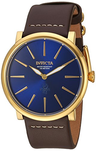 invicta watches brown dial - 7