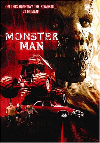 Monster Man from Lions Gate Home Ent.