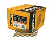 Stanley Bostitch RH-S8D113EP Round Head 2-3/8-Inch x .113-Inch by 21 Degree Plastic Collated Framing Nail (5,000 per Box)