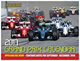 Autocourse 2017 Grand Prix Calendar: Contains Dates for September - December 2016