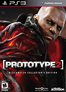 Amazon.com: Prototype 2 Blackwatch Collector's Edition - Playstation on