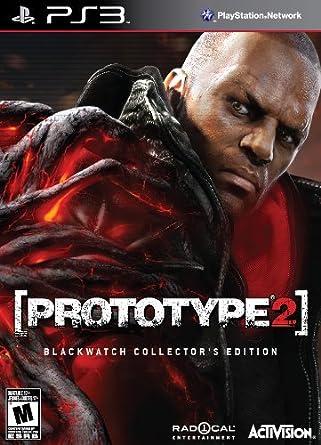 Activision Prototype 2: Blackwatch - Collectors Edition, PS3 PlayStation 3 Inglés vídeo - Juego (PS3, PlayStation 3, Acción, M (Maduro)): Amazon.es: Videojuegos