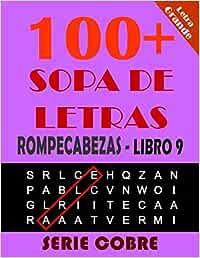 SOPA DE LETRAS ROMPECABEZAS: Rompecabezas, Letra Grande