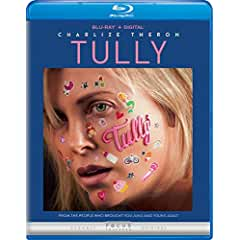 Charlize Theron stars in TULLY arriving on Digital July 17 and on Blu-ray and DVD from Universal