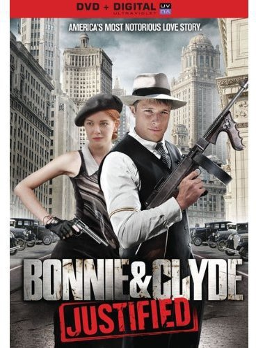 DVD : Bonnie and Clyde: Justified (Ultraviolet Digital Copy, Dolby, Widescreen, , AC-3)