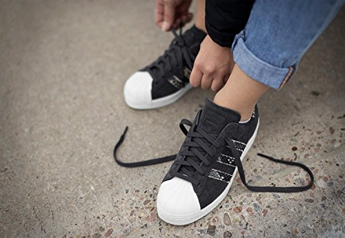 adidas Superstar 80s W Calzado BLACK|GREY