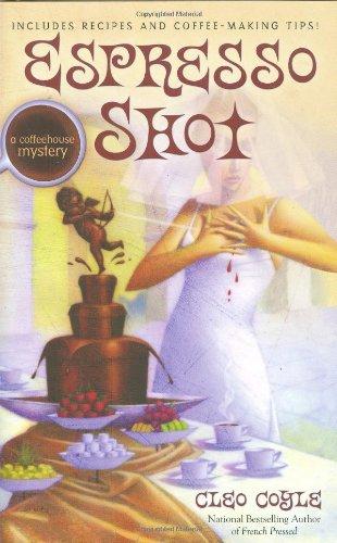 book cover of Espresso Shot