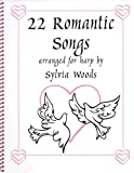 22 Romantic Songs for the Harp, Sylvia Woods, 0936661348
