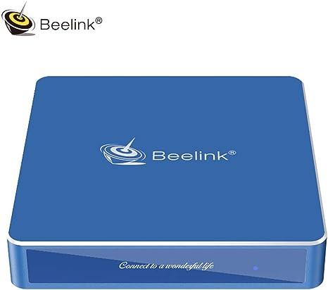 Beelink N50 Mini PC Desktop Computer 8GB LPDDR4+128GB M.2 SSD ...