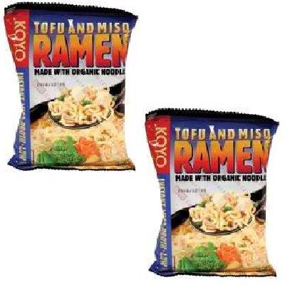 Koyo Foods Soba Dry Ramen Noodles, 2.1 Ounce - 12 per case.