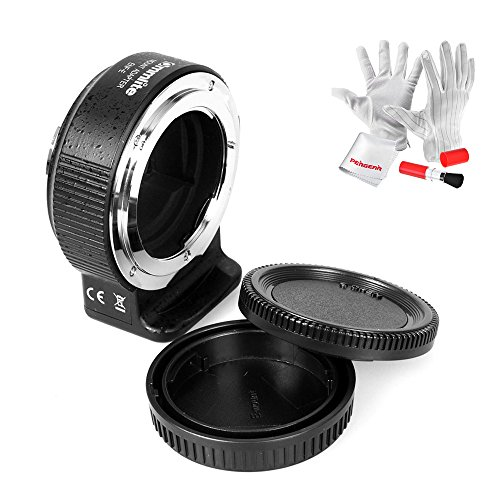Commlite CM-ENF-E1 Nikon F Lens to Sony E-Mount A6300 A7II