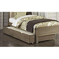 NE Kids Highlands Trundle in Driftwood
