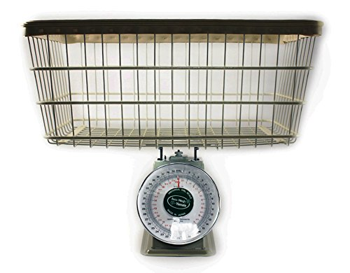 Analaog Laundry Scale 40 Lb. Capacity by Newhouse Specialty Co
