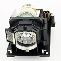 Hitachi CP-D31N Projector Housing with Genuine Original Philips UHP Bulb