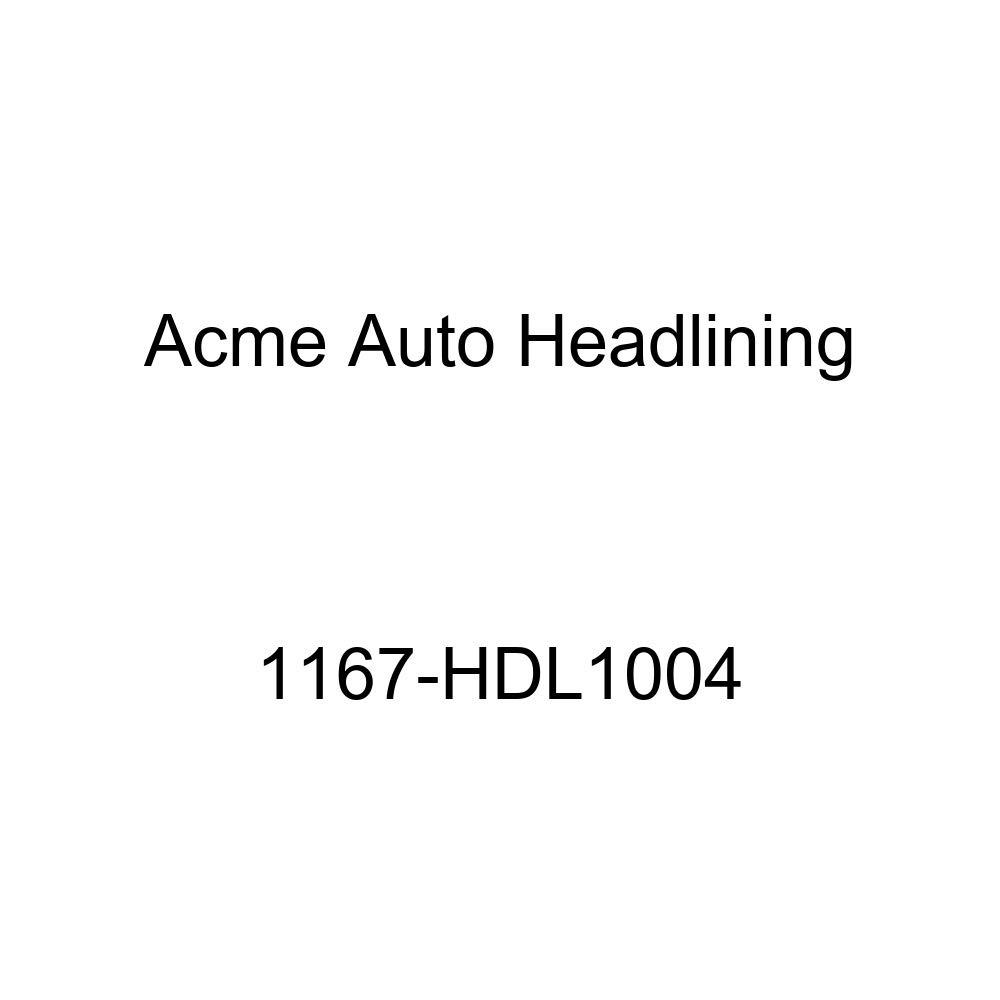 1958 Chevrolet Sedan Delivery 2 Door 8 Bow Acme Auto Headlining 1479-IM3 Grey Replacement Headliner
