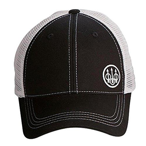 Cap Beretta (Beretta Trident Trucker Hat, black/White)