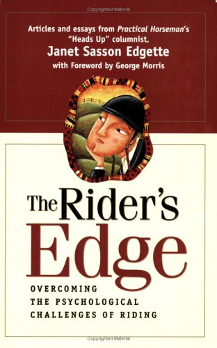 The Rider's Edge: Overcoming the Psychological Challenges of Riding (The Riders Edge compare prices)