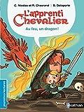 """Afficher """"L'Apprenti Chevalier.T1. Au feu, un dragon !"""""""