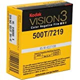 KODAK VISION3 500T/7219 Color Negative Film, SP464 Super 8 Cartridge, 50' Roll