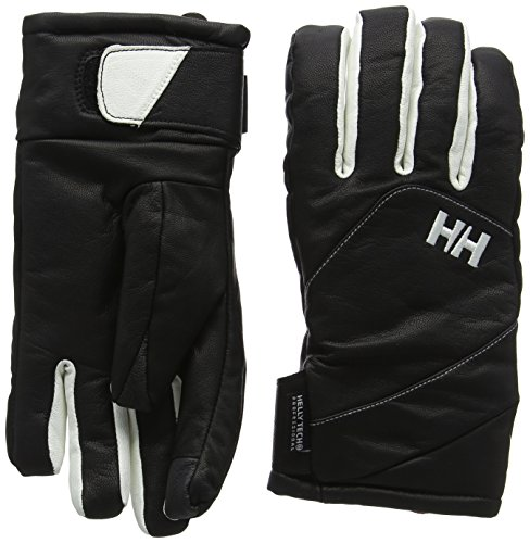 Helly Hansen Covert HT Glove - Women's Black / White Medium by Helly Hansen