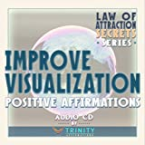 Law of Attraction Secrets Series: Improve Visualization Positive Affirmations audio CD