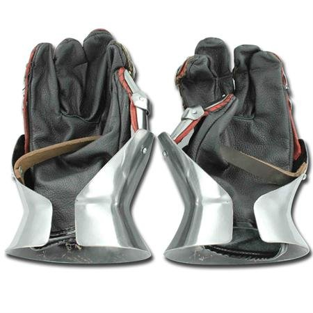 Medieval Renaissance Functional Hourglass Gauntlets Set by My Best Collecstion (Image #5)